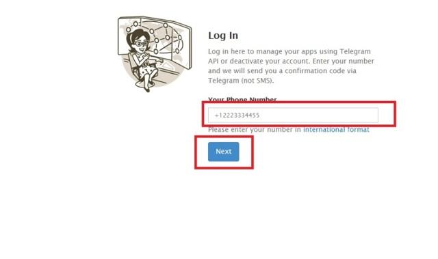 Как создать, удалить или восстановить аккаунт в telegram