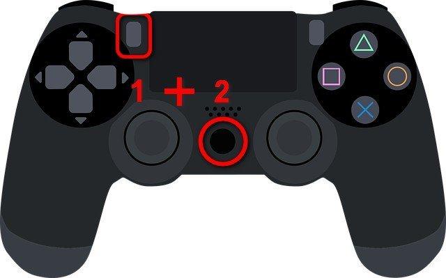 Как подключить джойстик ps4 к компьютеру