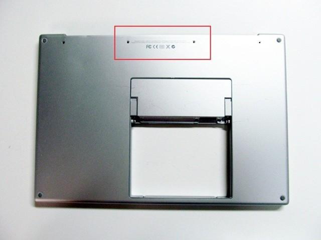 Как узнать модель ноутбука