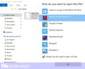 Как и чем открыть файл esp