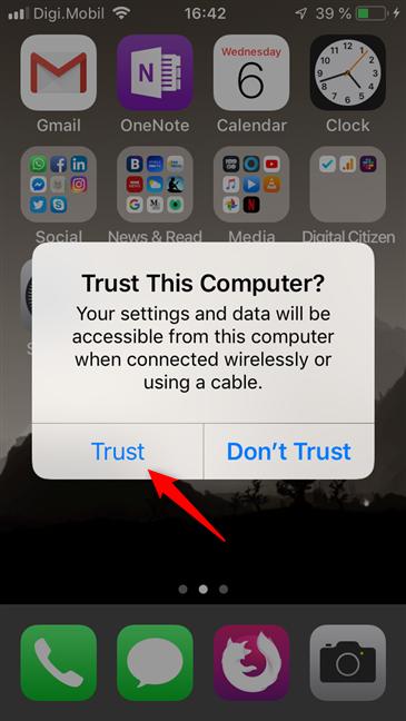 Как подключить iphone к компьютеру
