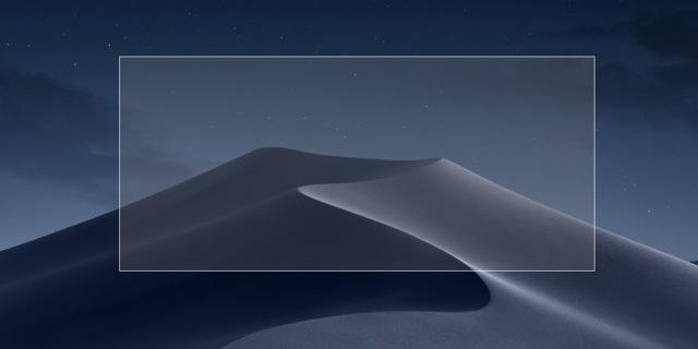 Как сделать скриншот экрана на macbook
