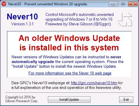 Как пользоваться программой never 10