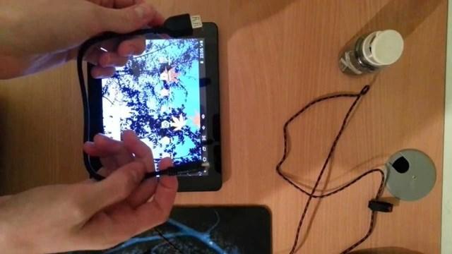 Как подключить мышку к планшету
