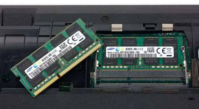 Как увеличить оперативную память на ноутбуке