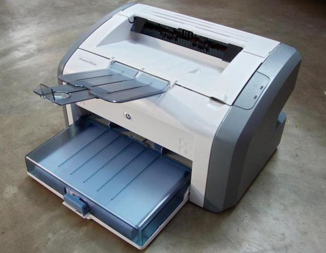 Что делать, если не печатает принтер hp laserjet 1020