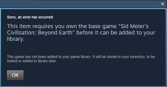 Как узнать, когда купил игру в steam
