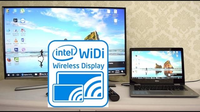 Как подключить ноутбук или компьютер к телевизору через wi-fi