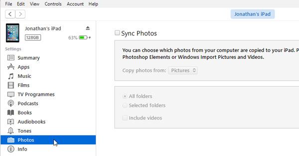 Как удалить или скинуть фото с ipad на компьютер