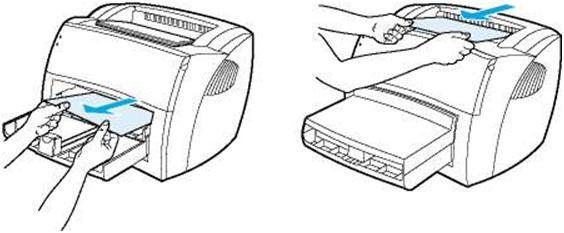 Почему принтер не печатает