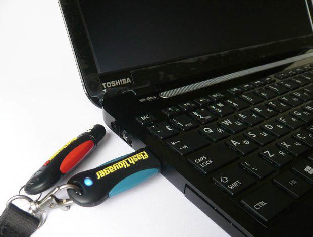 Как запустить компьютер или ноутбук с флешки