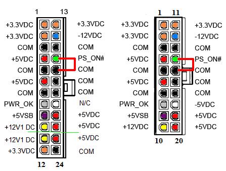 Как проверить блок питания компьютера или ноутбука на работоспособность