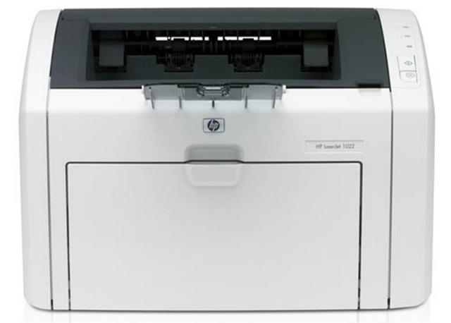 Как установить и настроить принтер hp laserjet 1022