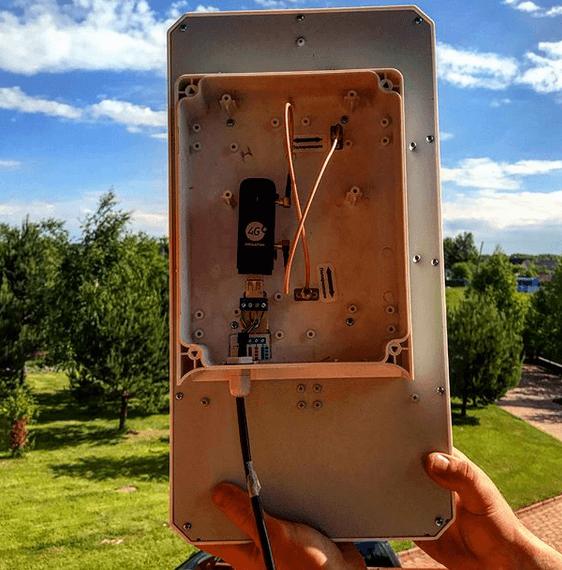 Как усилить сигнал 3g или 4g