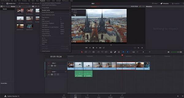 Установка davinci resolve и работа в видеоредакторе Как установить и работать в davinci resolve