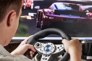 Как настроить руль с педалями в компьютерных играх