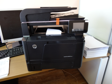 Ремонт принтера hp laserjet pro 400 mfp m425dn