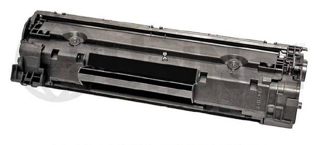 Как заправить картридж hp laserjet p1102