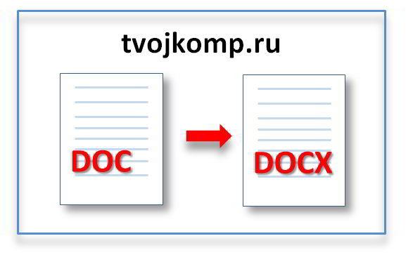 Как открыть docx в 2003 word