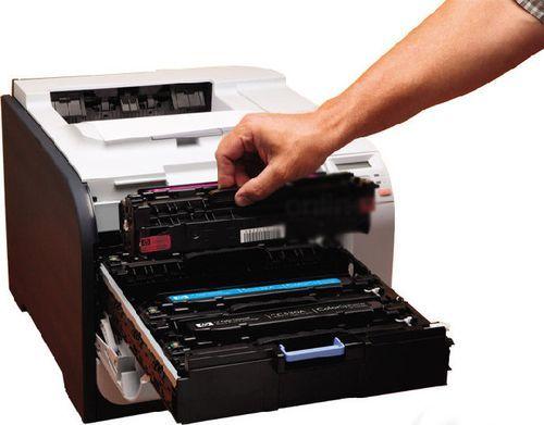 Что делать, если не печатает принтер hp laserjet p1005