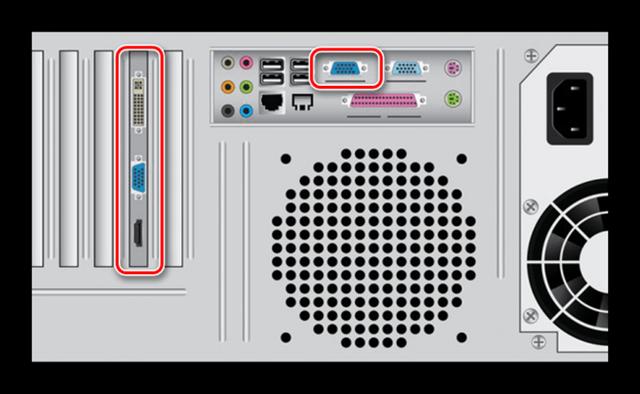 Как подключить проектор к компьютеру или ноутбуку