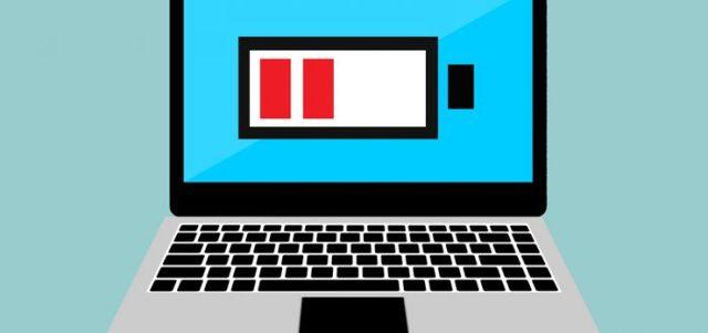 Что делать, если пропал значок батареи на ноутбуке, как вернуть