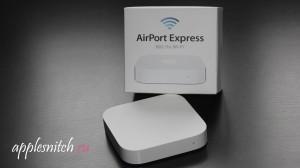 Как настроить роутер airport express