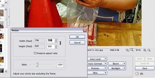 Как изменить размер изображения на компьютере