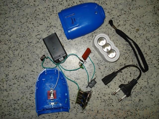 Как можно использовать аккумулятор от телефона