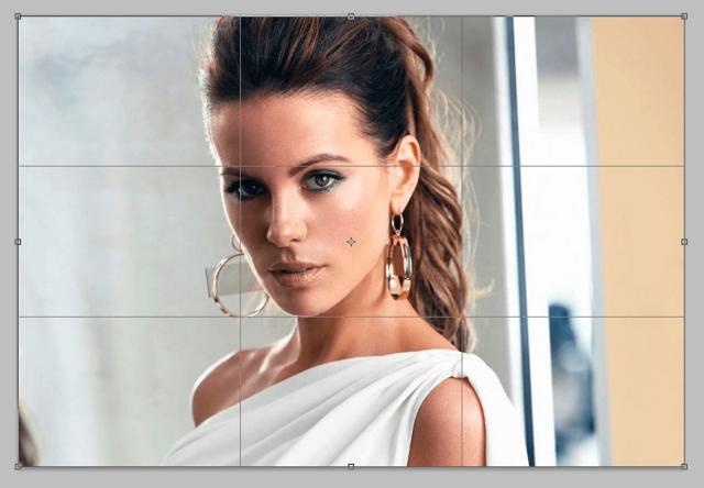 Как уменьшить или увеличить изображение в Фотошопе