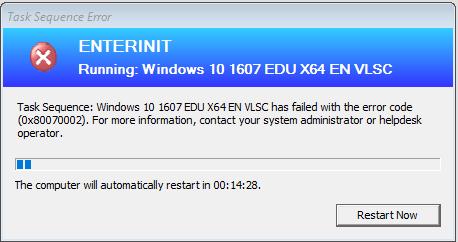 Причины возникновения и способы устранения ошибки 0x800703ee в windows