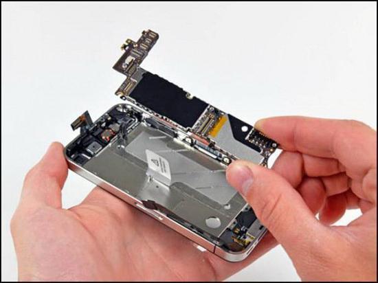 Как открыть крышку iphone