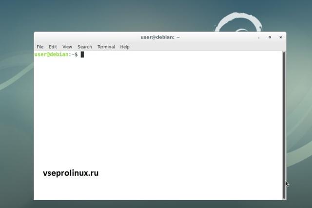 Как открыть терминал (командную строку) в ubuntu