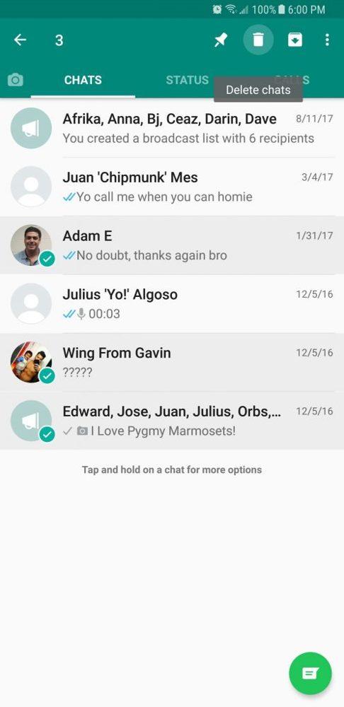 Что лучше: whatsapp, viber или telegram