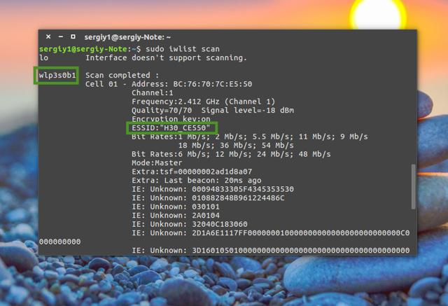 Как настроить wi-fi (Вай-Фай) на ubuntu