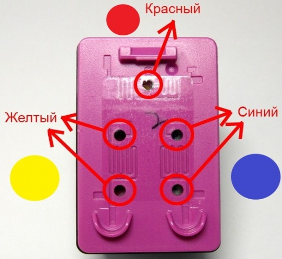 Как заправить картридж для принтера hp laserjet 2050 или установить СНПЧ на него