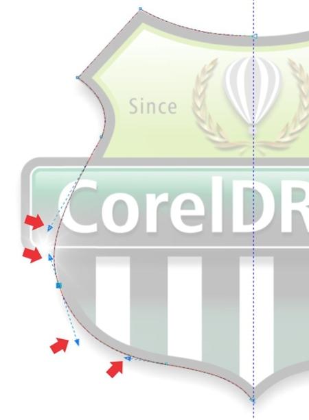 Как рисовать картинку в coreldraw
