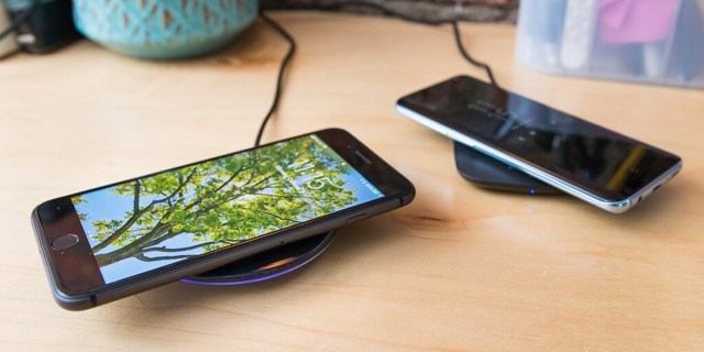 Как узнать, поддерживает ли телефон беспроводную зарядку