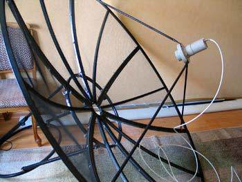Как настроить тюнер спутниковой антенны самостоятельно