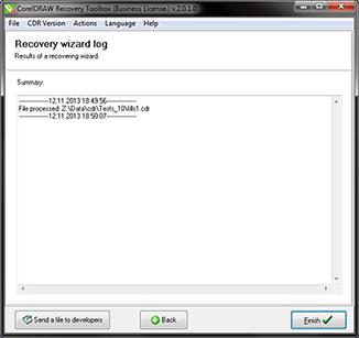 Что делать, если coreldraw не сохраняет файлы