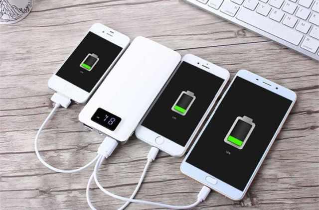 Как работает внешний аккумулятор для телефона