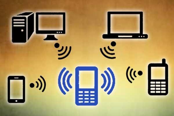 Как создать точку доступа wi-fi на телефоне