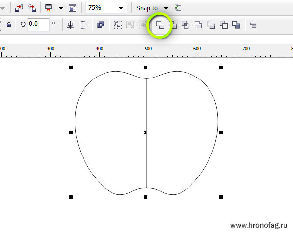 Как создать логотип в coreldraw