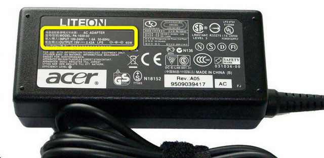 Как зарядить батарею ноутбука без зарядного устройства