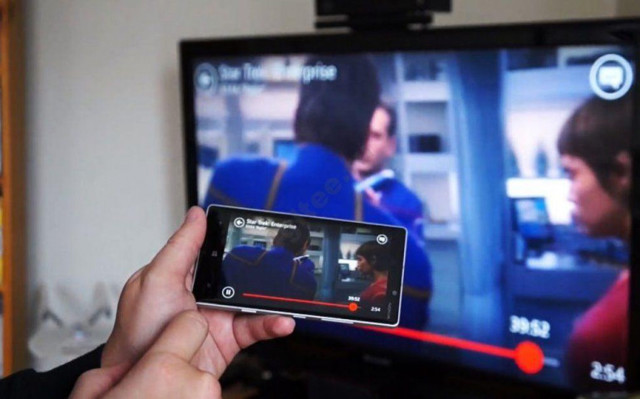 Как подключить телефон или планшет к телевизору через wi-fi