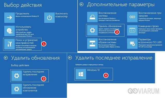 Как исправить ошибку inaccessible boot device при загрузке windows
