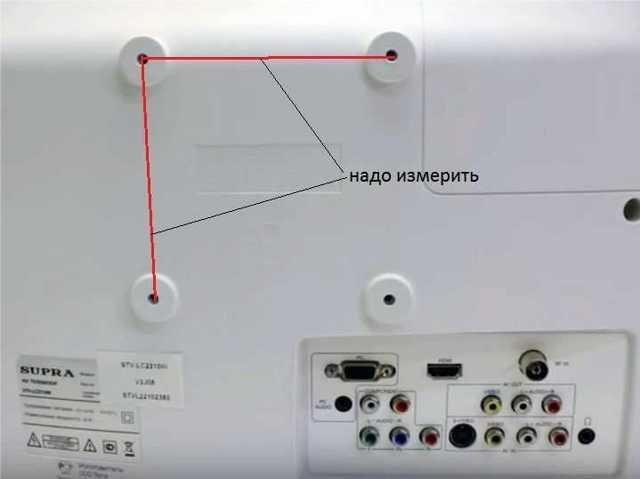 Как повесить телевизор на стену с кронштейном
