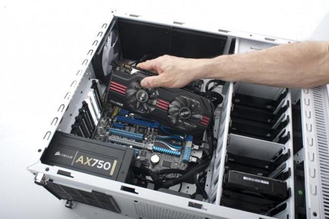 Что делать, если компьютер не видит видеокарту