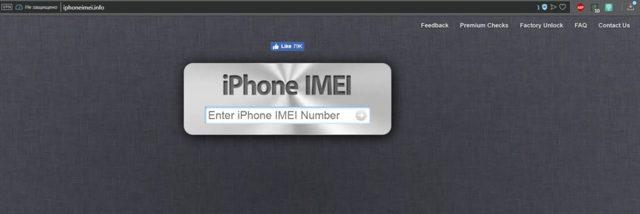 Как проверить iphone по imei: советы пользователям