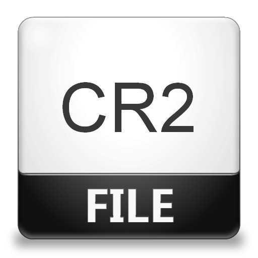 Как и чем открыть формат файла cr2